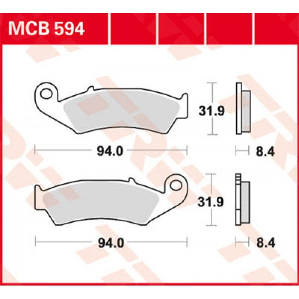 MCB 594