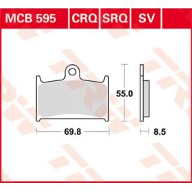 MCB 595 SRQ