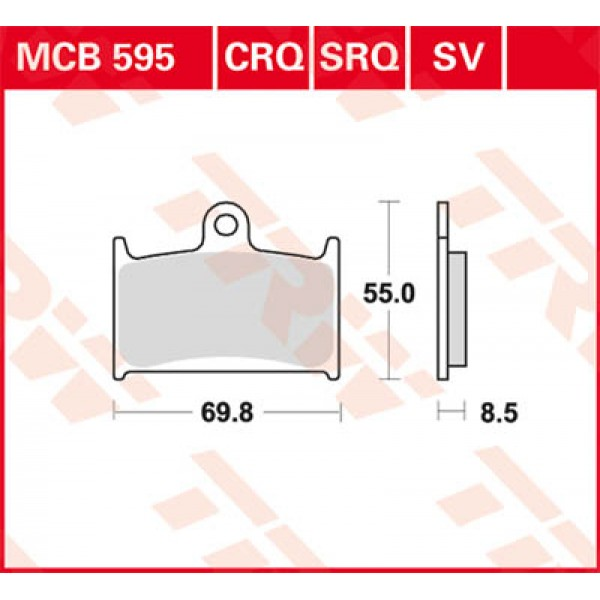 MCB 595