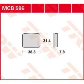 MCB 596
