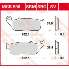 MCB 598 CRQ