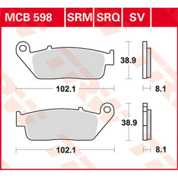 MCB 598