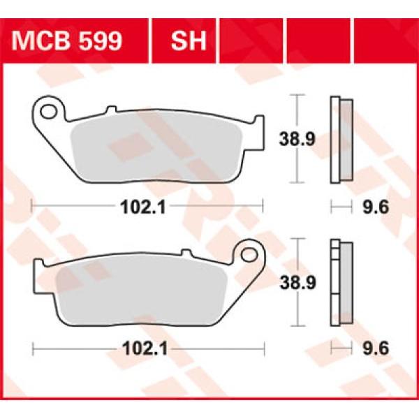 MCB 599