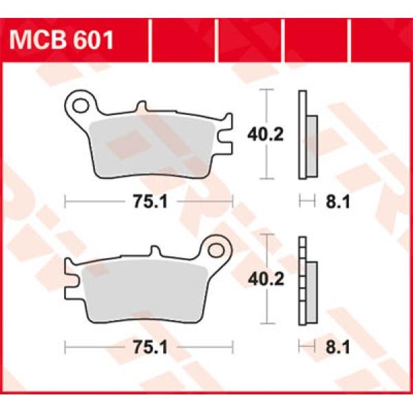MCB 601
