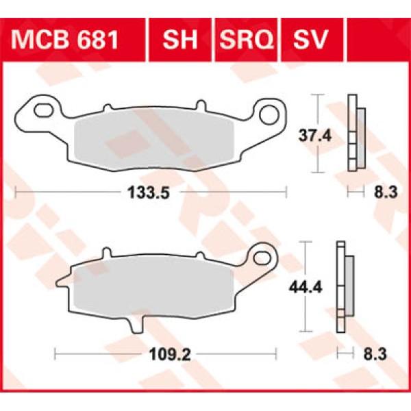 MCB 681