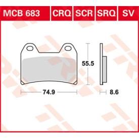 MCB 683 CRQ