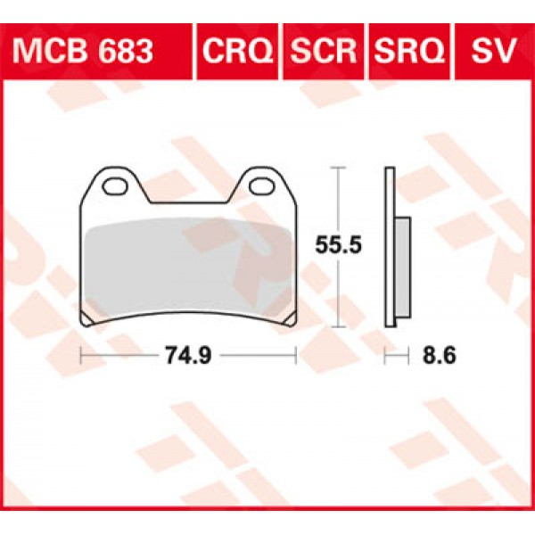 MCB 683