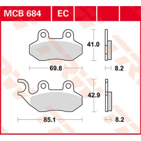 MCB 684