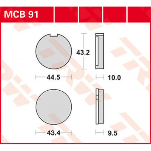 MCB 91