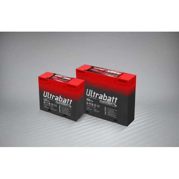 Ultrabatt multiMIGHTY+  UB-12200MM+  (Pre-order leverbaar  begin Mei)